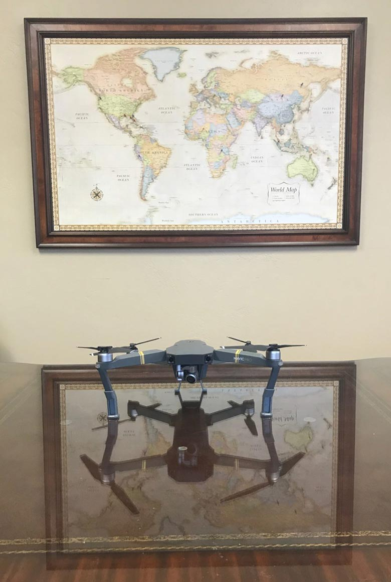 Drone Law Blog Registration Required