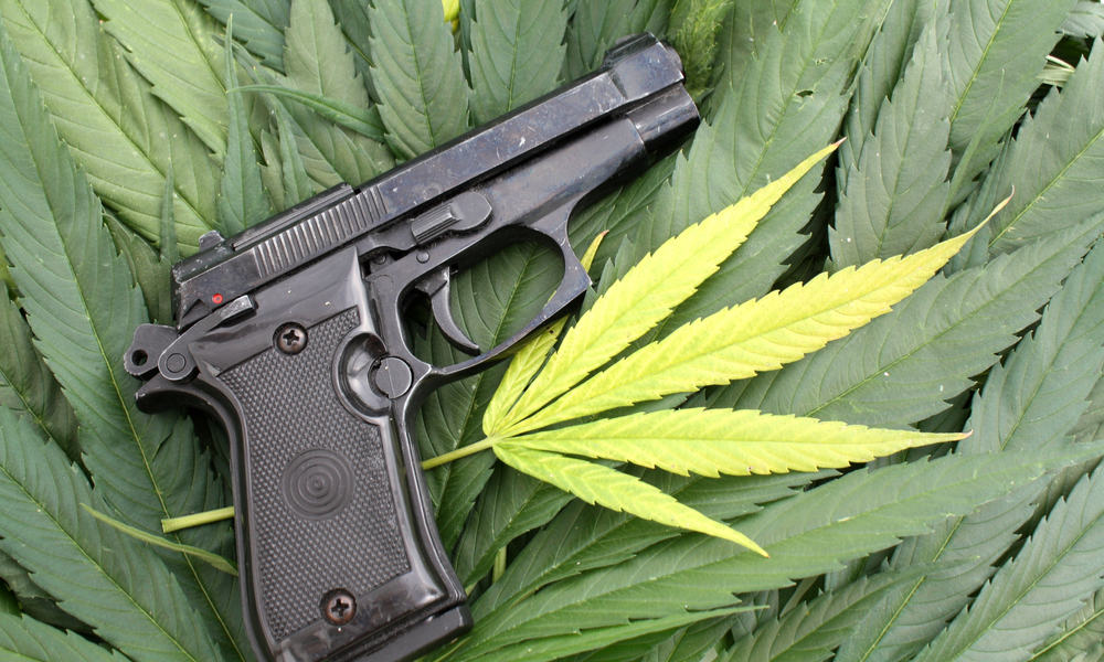 Medical Marijuana and Guns: Can You Own a Gun with a Medical