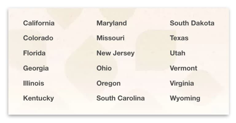 states where online mugshots are illegal